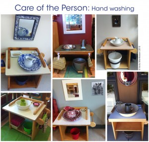 Care-of-the-Person-Hand washing