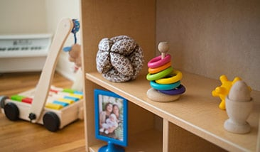 Setting-Up Your Child's Home