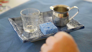 Simple Montessori Activities: introducing cup