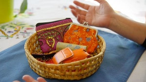 Simple Montessori Activities: opening closing containers