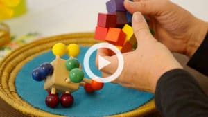 Grasping Toys - Reach for These! Infant Toys