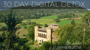 Creating an Intentional 30-Day Digital Detox
