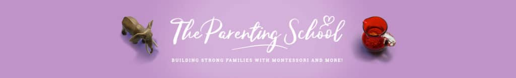 voila montessori e-course mindful parent modules