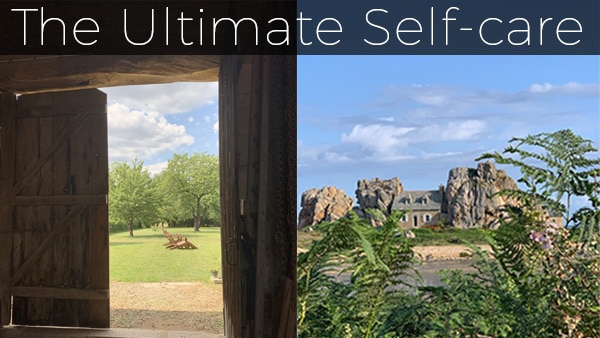 The Ultimate Self-care