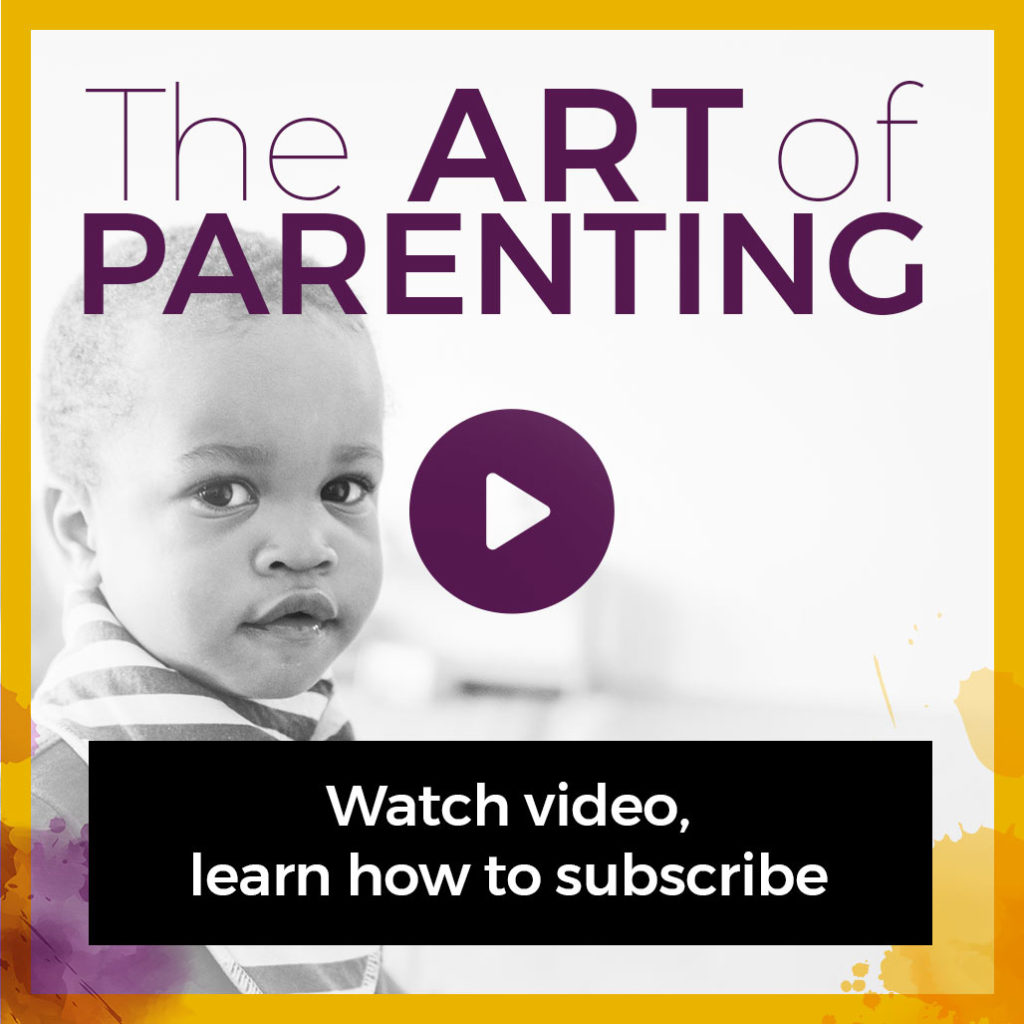 The Art of Parenting podcast - Meet your host Jeanne-Marie Paynel